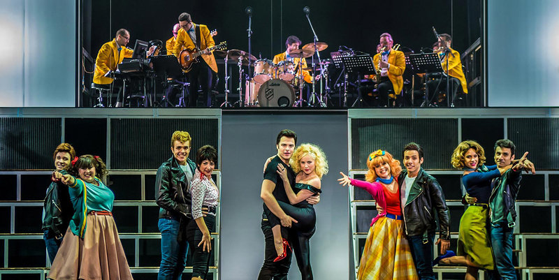 Grease torna al Sistina